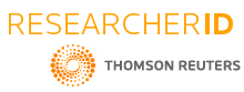 Thomson Reuters Researcher ID