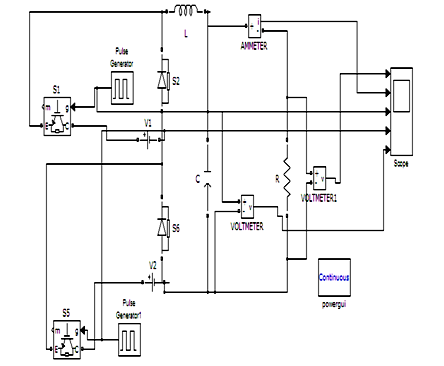 Plan and Reproduction of Multi Input DC-DC Buck Converter for Coordinated Inexhaustible Vitality Produced System Using Fluffy (Fuzzy) Controller